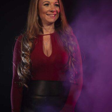 Amy Fleckney Live show
